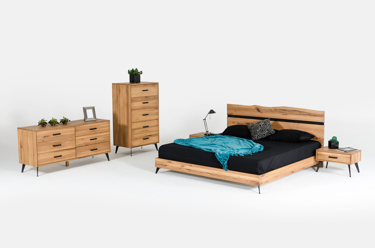ORGANIC BEDROOM SET